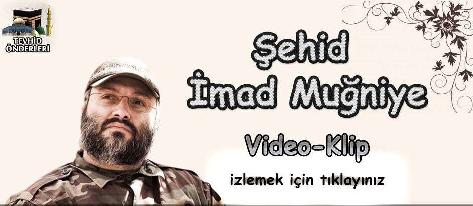 Photo of Şehid İmad Mugniyye -Video